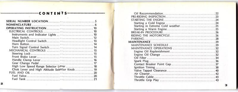 motorcycle maintenance manual free download